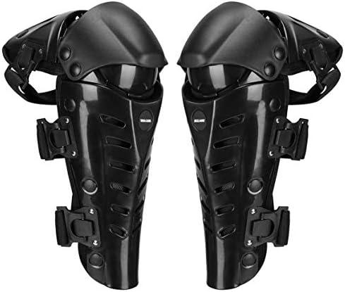 Tivollyff 1ペアオートバイの膝パッドは、モトクロスバイクに乗ってレースを保護します。保護ギアは、屋外スポーツの安全パッドを保護します。