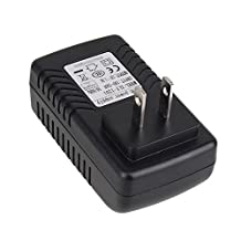 WEONE PoE Injector Ethernet Power Adapter 12V 1A Data in / Data Power Out Power Supply American Standard