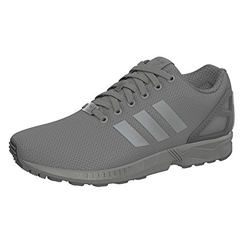 Course Flux Adidas De Gris Hommes Zx Chaussures vw6qzf