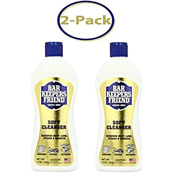 Amazon Com Bar Keepers Friend Liquid Soft Cleaner 13 Oz