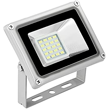 20w cool white led wall pack wash flood light. Black Bedroom Furniture Sets. Home Design Ideas
