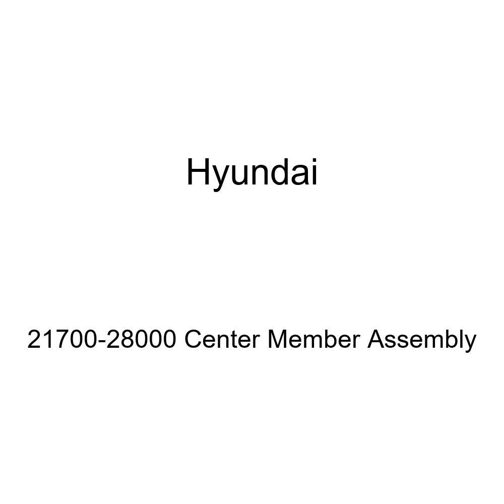 Genuine Hyundai 21700-28000 Center Member Assembly Engine Parts ...