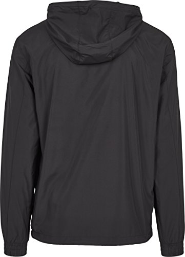 para Basic Classic 00007 Hombre Negro Jersey Urban Pullover Black 1wI5qwa