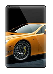 Rugged Skin Case Cover For Ipad Mini/mini 2- Eco-friendly Packaging(lexus Lfa Nurbyrgring)