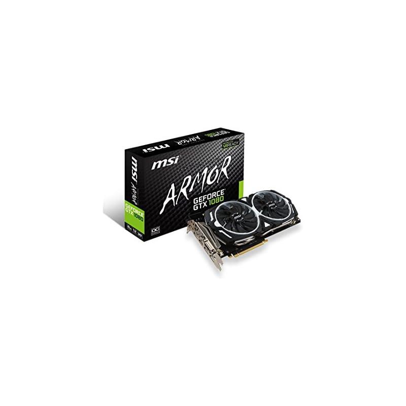 MSI Gaming GeForce GTX 1080 8GB GDDR5X S
