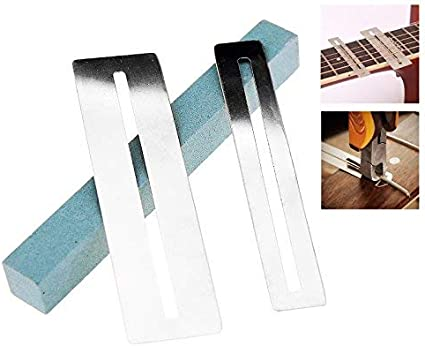 GUITAR FRET WIRE FRETBOARD PROTECTORS /& SANDING Polishing STONE Luthier Tools