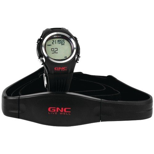 GNC Heart Rate Monitor & Watch
