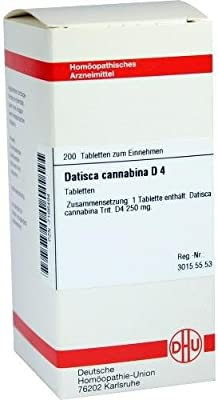 dieta de diabetes datisca cannabina