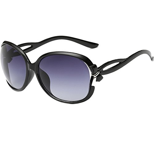 Celebrity Noir Uv400 Large Cadre Vintage De Femmes Soleil Surdimensionné Design Polarisées Pour nbsp;lunettes Leben 6x4q8C6