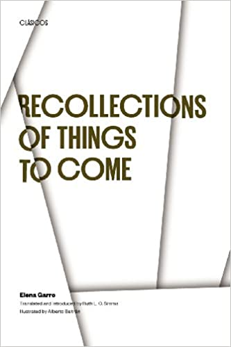 Recollections of things to come texas pan american series elena recollections of things to come texas pan american series elena garro alberto beltrn ruth l c simms 9780292770065 amazon books fandeluxe Choice Image