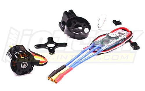 - Integy RC Model Hop-ups C23902 300W Outrunner+ESC System for GWS Type Slow Stick 2S-4S