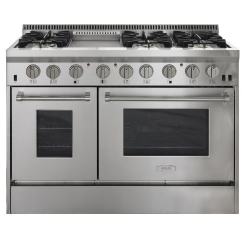 48 inch professional gas stove - 2