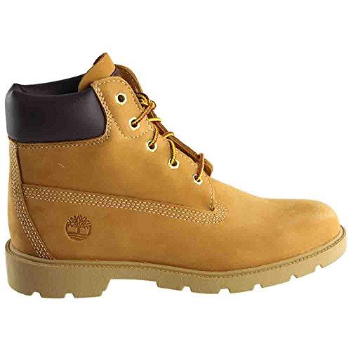 Junior Timberland Boot Premium Mixte Blé nnzfx