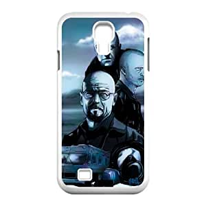 Samsung Galaxy S4 9500 Cell Phone Case White Breaking Bad Tribute. Vopl