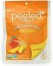 Peeled Snacks Organic Dried Fruit, Mango, 2.8 Ounce