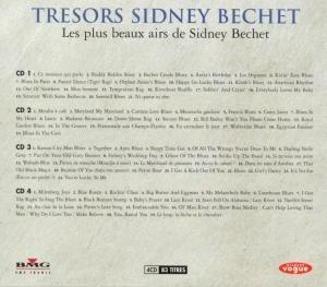 Tresors Sidney Bechet by Sony Music Canada Inc.