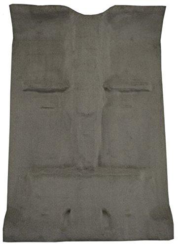 2003 to 2009 Toyota 4Runner Carpet Custom Molded Replacement Kit, 4 Door, Passenger Area Only (8019-Mist Grey Plush Cut Pile)