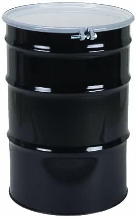 30 gallons 1.2mm Body Gauge Pack of 1 SKOLNIK Stainless Steel Drum Bolt Ring