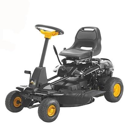McCulloch Mowcart 66 - Segadora mulching Mower, Rueda Copa unidad 3900 W 66 cm
