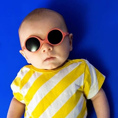 Diabola UV-Sonnenbrille f/ür Babys Ki ET LA Weiss