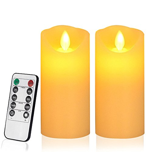 Flameless Candles, LED Battery Candles 6