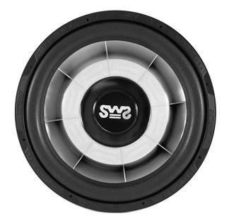 Earthquake Sound SWS-10 Car Subwoofer (Earthquake Shallow Subwoofer)