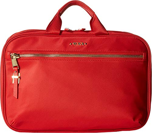 TUMI - Voyageur Madina Cosmetic Bag - Luggage Accessories Travel Kit for Women - Sunset