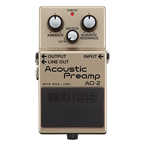 Acoustic Guitar Effects