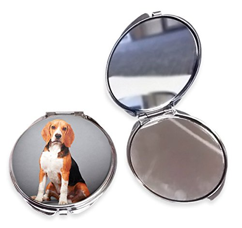 Duke Gifts Beagle Dog Compact Mirror