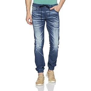 Jack & Jones Men's Glen Slim Fit Stretchable Jeans