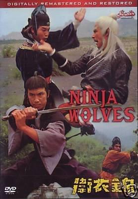 Amazon.com: Ninja Wolves: Chang Yi, Yueh Hua, Chan muk Chuen ...
