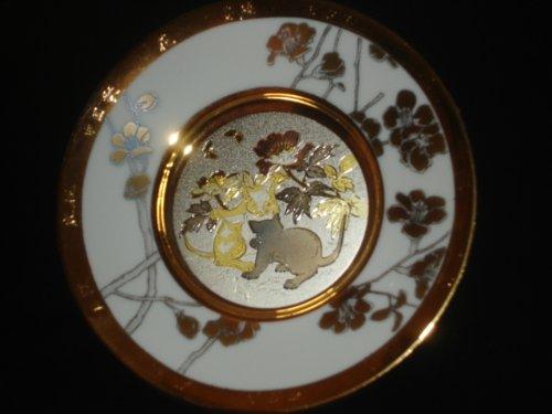 "Chokin Plate Collection ""LONGEVITY"""