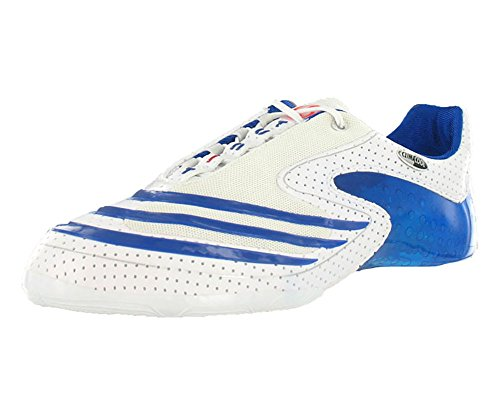Adidas F508 Tunit CC Upper Mens Soccer Cleats   Regular Width Color White Royal