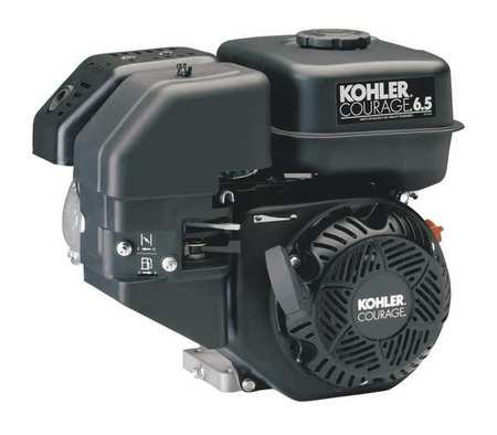 Gasoline Engine, 4 Cycle, 6.5 HP by Kohler