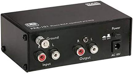 Dap audio - Pre 101 preamplificador d1530: Amazon.es: Electrónica
