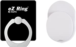 Ez-Ring with Hook Universal Cellphone Kickstand Ring Holder Phone Attachment For Hand Mobile Kickstand for Android like Iring with hook for Iphone.