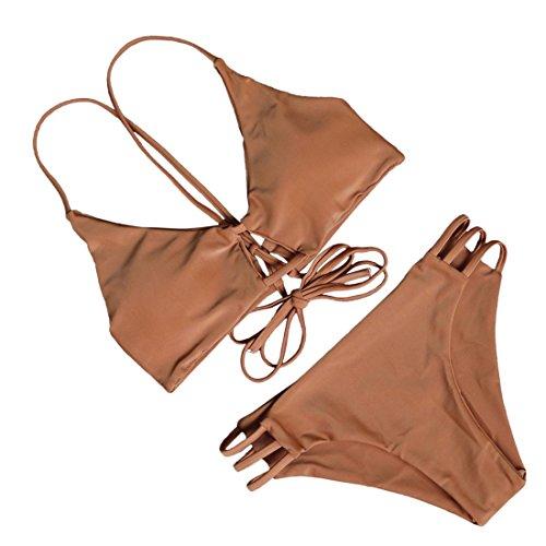 MOOSKINI Vintage Bikini Swimsuit Optional product image