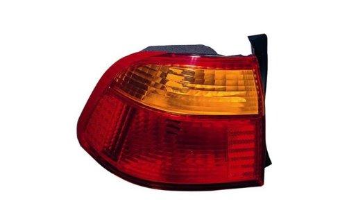 00 Honda Civic 4dr Tail - 4