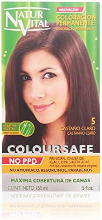Naturaleza Y Vida Coloursafe Tinte Permanente Tono 5 ...