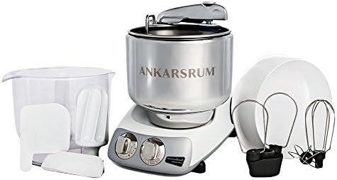 ANKARSRUM 930900081 - Robot de cocina, color blanco: Amazon ...