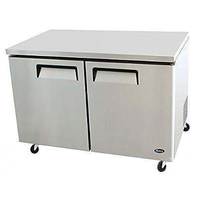 Atosa MGF8403 60'' Undercounter-Refrigerator