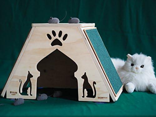 Abu Dhabi tamaños XL, casas para Gatos Profesional y ...