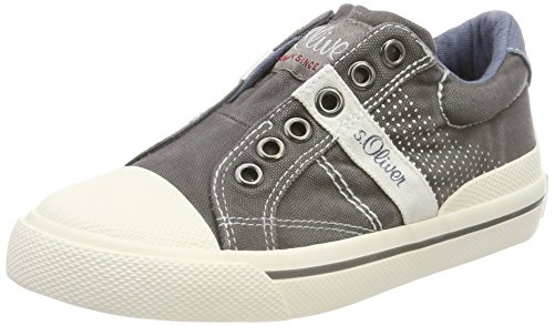Zapatos grises s.Oliver infantiles tYMGq2