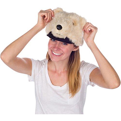 polar bear mask - 8