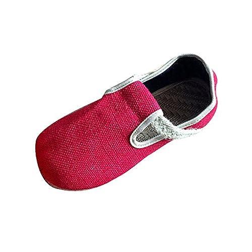 3588c771 Mejor Youlee Mujeres Tejido Paja Zapatos Pareja Zapatos Bajos - www ...
