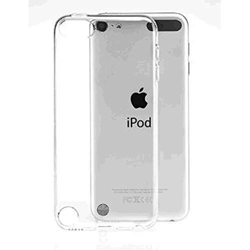 Clear TPU Case Skin Cover for New Ipod Touch 5th Generation 5g 5