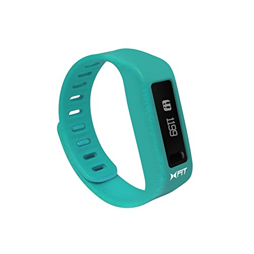 XTREME Cables XFit Fitness Watch for Smartphones - Turquoise
