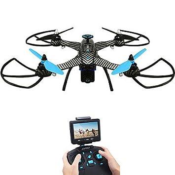 shengshiyujia RC Dron X1G RTF 4 Canales 6 Ejes 5.8G con Cámara HD ...