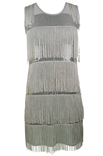 1920s Great Gatsby Flapper Inspired Dance Cocktail Dresses Costume (Gatsby Dance Costume)