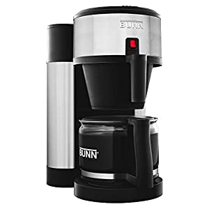 BUNN NHBW Velocity Brew 10-Cup Home Coffee Brewer